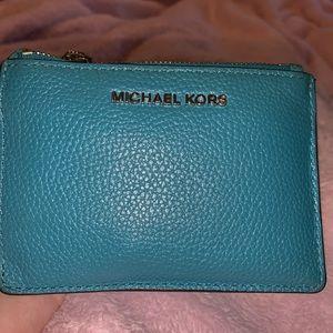 Michael kors mini wallet